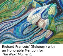 Richard François' (Belgium) with an Honorable Mention for The Next Moment.